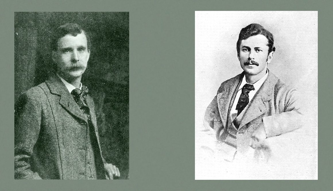 Edward Carpenter and George Merrill