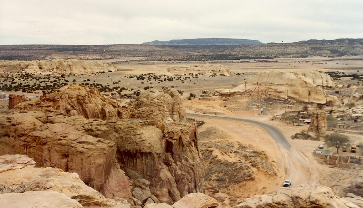 View from Acoma