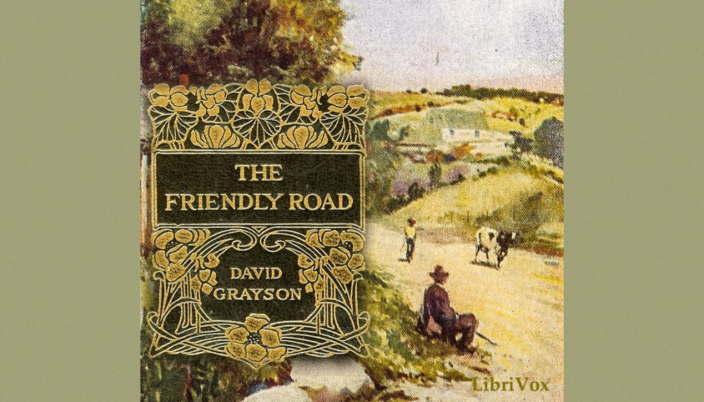 Friendly road book cover