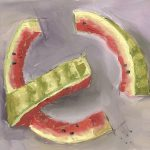 Watermellon Rind