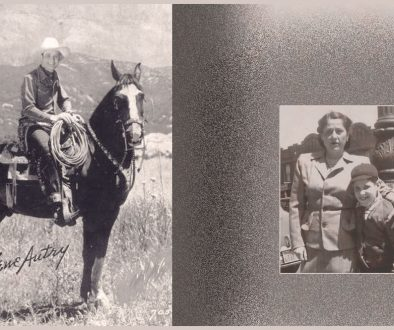 pictures of Gene Autry and Sidney