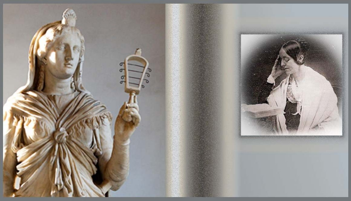 Isis with sistrum, Margaret Fuller
